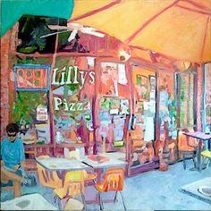 Lily's Pizza- 1813 Glenwood Ave.
