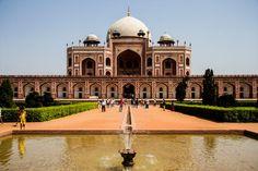 Discovering Delhi: Temples & Tombs