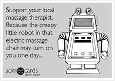 #Massage #Humor