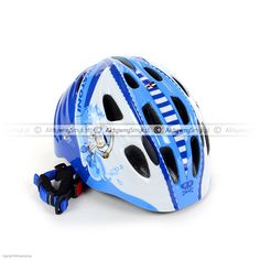 Kask dla dziecka Cratoni Akino 2 Fay pink-rose glossy Bicycle Helmet, Blue And White, Rose, Pink, Fashion, Moda, Fashion Styles, Cycling Helmet, Roses