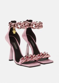 Dr Shoes, Crazy Shoes, Me Too Shoes, Pretty Shoes, Cute Shoes, Lunette Style, Jeweled Shoes, Aesthetic Shoes, Fashion Heels