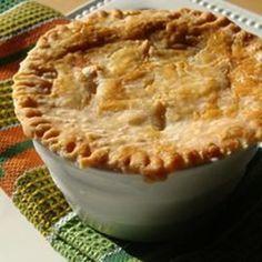 Empanadas, All Recipes Chicken, Chicken Pot Pie Recipe Allrecipes, Pinch Recipe, Incredible Recipes, Butter Pie, Yum Yum Chicken, Food And Drink, Cooking Recipes