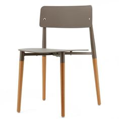Esszimmerstuhl BOTANIC grau Küche Stuhl Konferenzstuhl Küchenstuhl Vierfußstuhl…