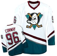 CUSTOM The Mighty Ducks Movie Hockey Jersey by BestValue88jerseys