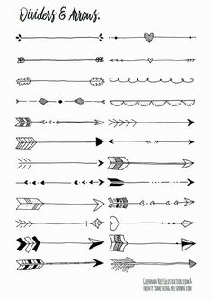 Dividers & Arrows ... Image only