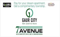 Gaur City 14th Avenue experiencing huge rush for new home bookings as well as resale units.