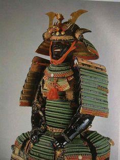 Samurai Armor for sale, Antique Japanese Real Genuine Authentic Samurai Armor and Yoroi and Kabuto Samurai Weapons, Samurai Armor, Arm Armor, Samurai Costume, Lamellar Armor, Armor For Sale, Oriental, Japanese Calligraphy, Funny Tattoos