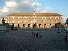 Napoli Palazzo Reale e Museo