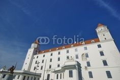 Bratislava castle - Bratislavský hrad -14th century old fortress of Rasnov. It is located at about 15 km from the city of Braşov and about the same distance from Bran, on the road that links Wallachia and Transylvania. In 2002, the Râșnov Citadel and surroundings were used during the shooting of several scenes from the American film Cold Mountain. Visit Transylvania