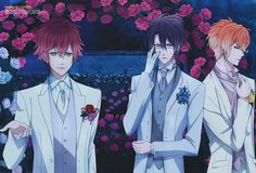 Tags: Anime, IDEA FACTORY, ZEXCS, Rejet, Diabolik Lovers ~Haunted dark bridal~, Sakamaki Shuu, Sakamaki Reiji