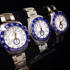 44mm Rolex Yachtmaster2 Stainless Steel