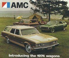 AMC Matador wagon