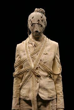 Bogomir Doringer - Faceless in Fashion. COURTESY OF JUN TAKAHASHI FOR UNDERCOVER