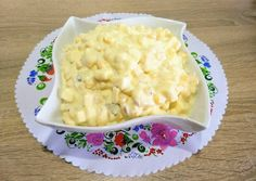Sajtos kukoricasaláta Brunei, Mozzarella, Macaroni And Cheese, Ethnic Recipes, Food, Yogurt, Mac And Cheese, Essen, Meals