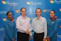 Farewell Manoj! Revenue specialist Roy Kinnear is announced as new Air Seychelles CEO