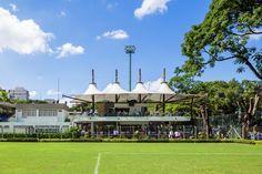 Galeria - Bar do Futebol Clube Pinheiros / Bacco Arquitetos Associados - 12