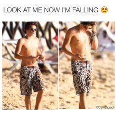 Awww, he is soooo hot