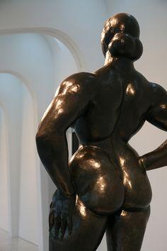 Gaston Lachaise, Standing Woman, milwaukee art museum - Google Search