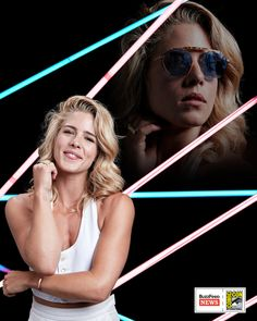 <i>Arrow</i> star Emily Bett Rickards