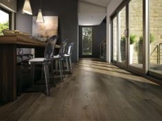 Sincero, Ambiance, Red Oak, Character - Lauzon Hardwood Flooring