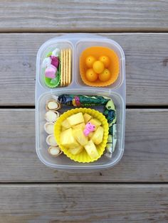 Fun and easy school lunch box idea | with #EasyLunchboxes