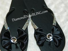 rhinestone bow sandalswww.DiamondDivasBLING.com ♥ LIKE ♥ our page today! ♥ www.facebook.com/DiamondDivasBLING ♥ Rhinestone Bow, Rhinestone Sandals, 3 Shop, Flip Flops, Bling, Facebook, Shopping, Fashion, Moda