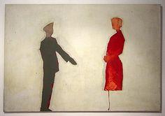 Dvojice, 2008 Painting, Art, Art Background, Painting Art, Kunst, Paintings, Performing Arts, Painted Canvas, Drawings