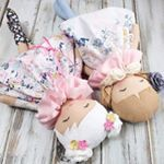 "269 Likes, 8 Comments - SpunCandy Dolls ~ Omaha, NE (@spuncandydolls) on Instagram: ""Two Peas in a Pod 😊❤#handmadedolls #clothdolls #spuncandydolls #shopisopen #availablenow…"""