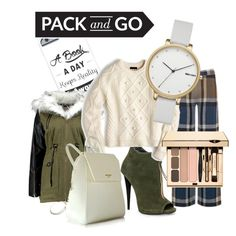 pack and go road trip by mayaop on Polyvore featuring polyvore fashion style J.Crew Warehouse Skagen clothing