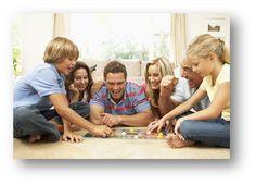 Rodziny z dziećmi uwielbiają interaktywny pokój gier.