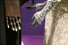 Star Wars Episode II Attack of the Clones   Anakin Skywalker robot arm Senator Padme Amidala wedding dress EMP exhibit shows the force is with the costumes     Juneau Empire - Alaska's Capital City Online Newspaper