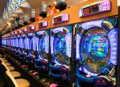 Pachinko and Slot Machines
