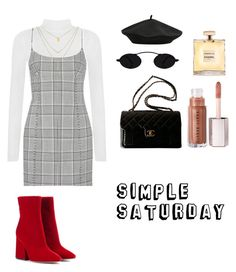 """""""simple satt"""" by demeryjaguar on Polyvore featuring WearAll, Alexander Wang, Maison Margiela, Chanel and M&Co"""