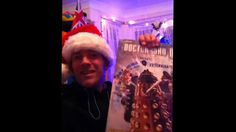 Dr who advent calendar 1st day opening