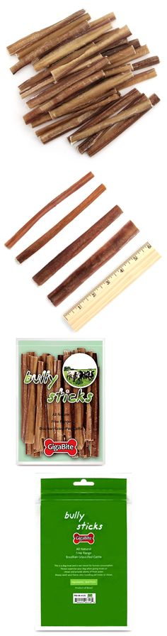 Dog Chews and Treats 77664: Best Pet Supplies 25-Piece Odor Free Plain Bully Sticks 6-Inch -> BUY IT NOW ONLY: $34.59 on eBay!