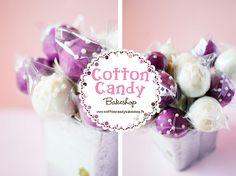 cake lollies wedding favour