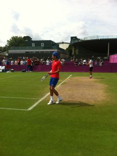 simon g.'s photo of The All England Lawn Tennis Club on Foursquare
