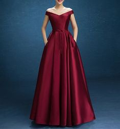Plus Size Wedding Dresses With Sleeves, Cute Dresses For Party, Prom Dresses With Pockets, Pretty Dresses, Gold Prom Dresses, Red Wedding Dresses, Prom Dresses For Sale, Bridesmaid Dresses, Dresses Dresses