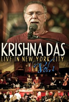 Krishna Das: Live in New York City, Volume 1  Brand new video release of Krishna Das' kirtan in NYC, filmed in 2013. Hang out and chant along with KD in high definition video from the comfort of your own home for an entire evening of over 3 hours of live music, including new tracks from KD's latest album Kirtan Wallah as well as classic old favorite chants!  Rent or Buy: https://vimeo.com/ondemand/22347  #Spiritual #Music #Kirtan #Bhajan #Meditation #Chant