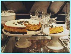 Tekvicovy Cheesecake Pumpkin Cheesecake Best Cheesecake, Pumpkin Cheesecake, Cheesecakes, Cheesecake, Cherry Cheesecake Shooters