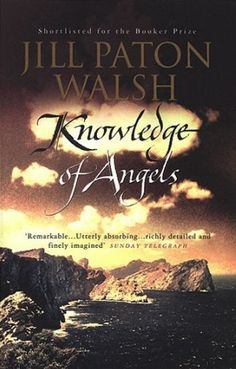 Knowledge Of Angels by Jill Paton Walsh https://www.amazon.co.uk/dp/0552997803/ref=cm_sw_r_pi_dp_e9mixbSQMYTF5