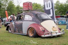 Vw Beetle rat style