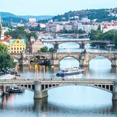 """4,146 Likes, 77 Comments - House Beautiful (@housebeautiful) on Instagram: """"Prague is predicted to be the #4 hottest travel destination next year! Click the link in our bio to…"""""""