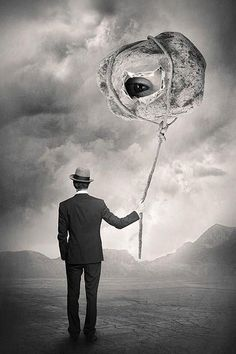 Creative photos that will blow your mind away. There are millions of photo manipulation examples, but some photos are really breathtaking and mind blowing Manipulation Photography, Photo Manipulation, Surreal Photos, Surreal Art, Photo D Art, Man Photo, Ansel Adams, Photomontage, Creative Photography