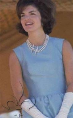 jaqueline Kennedy - moda anos 60 - Mulher singular