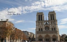 Notre Dame Cathedral Paris France Architecture by nancyhehmann, $30.00