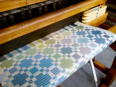 Zoe Acketts Textiles 'On the Loom'