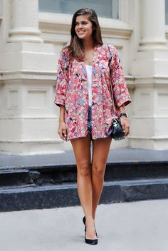 Before & After: The Vintage Kimono