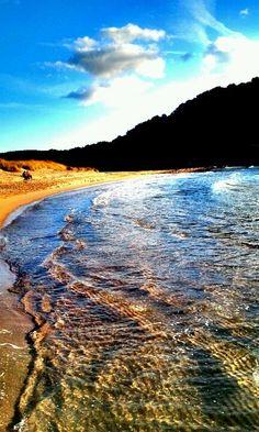 Playas de Es tancat #menorca #menorcamediterranea