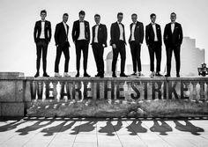 We Are The Strike - Band Photo Shoot - Xan's Eye Photography - Xan Craven